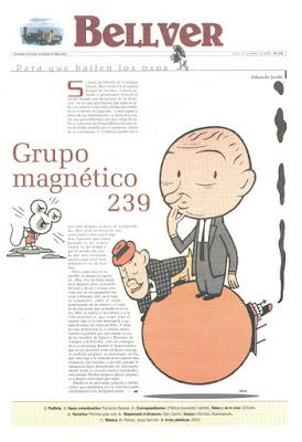 20 aniversario Suplemento Bellver - comic - Diario de Mallorca