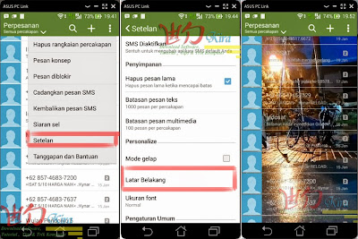 Update fitur baru Aplikasi Azus Zenfone 5 2015