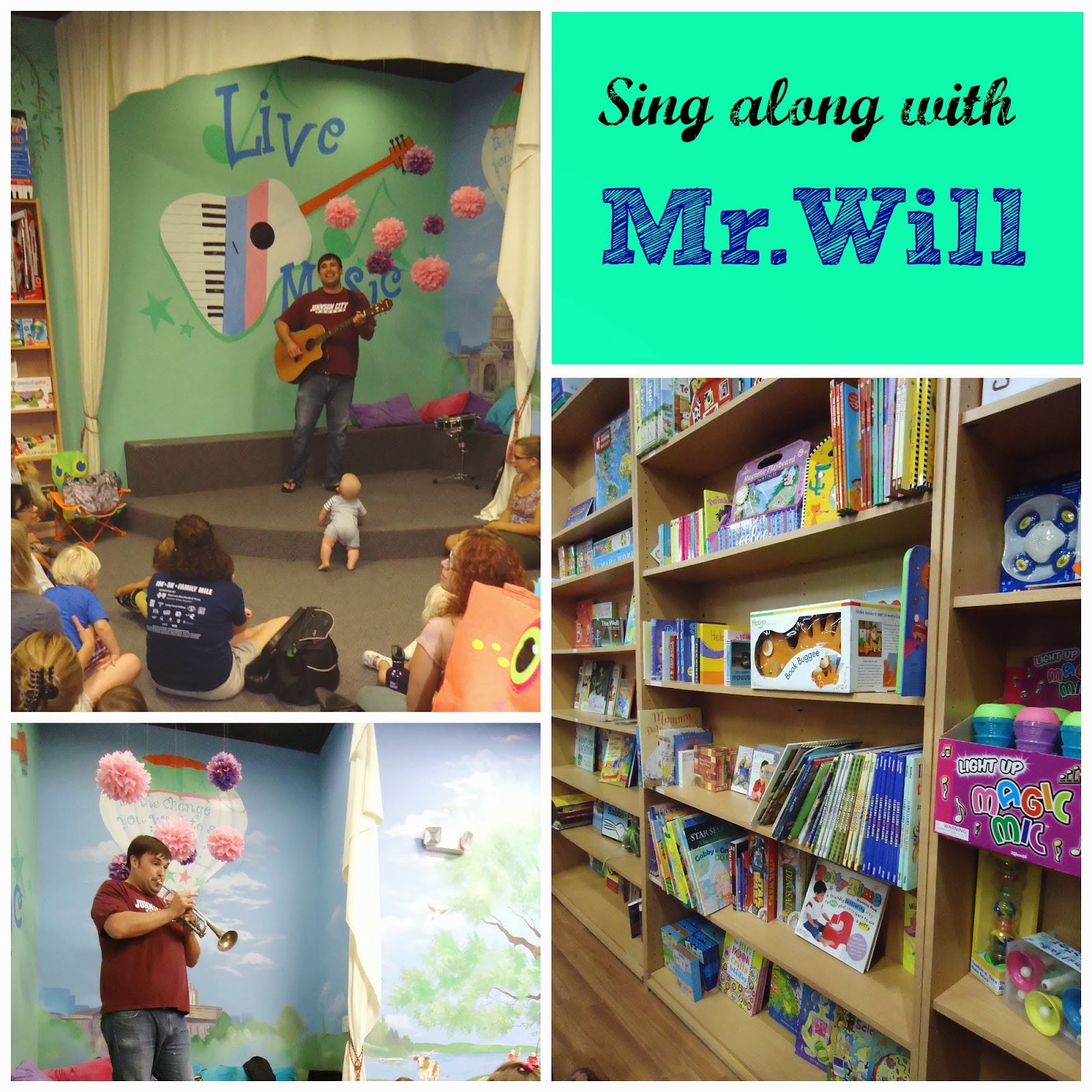 One Man By Singa Song Download Mr Jatt: Mr. Will's Sing-Alongs At Brilliant Sky Toys