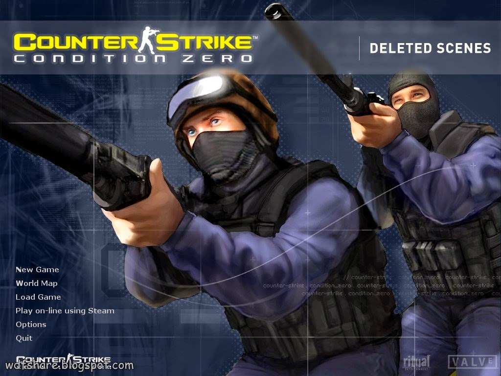Counter-Strike: Condition Zero Deleted Scenes PC