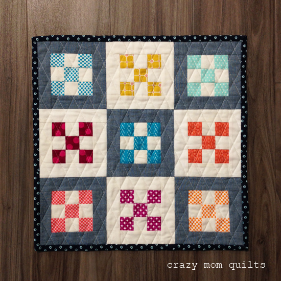 crazy mom quilts: miscellaneous Monday : quilt patch management - Adamdwight.com
