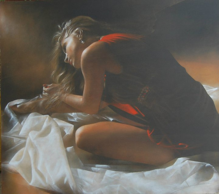 Antonio Sgarbossa 1945 | Italian Figurative painter
