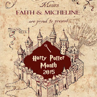 Harry Potter Month: HP Spells Tag