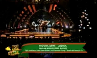 Download Lagu Rohani Natal 2017 Judika, Citra Scolastika, Regina Nowela