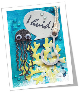 ATC bajo el mar. Medusa