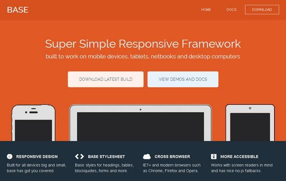 Base Responsive Framework