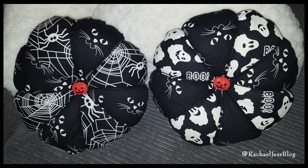 Halloween Pumpkin Cushions for the Home this Halloween