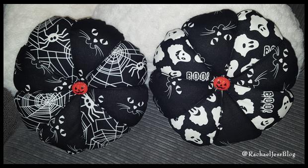 Halloween Pumpkin Cushions for the Home this Halloween