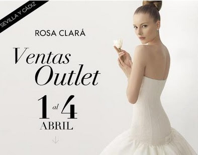 6b306b757 Una novia diferente  Rosa Clará novias Outlet 2013