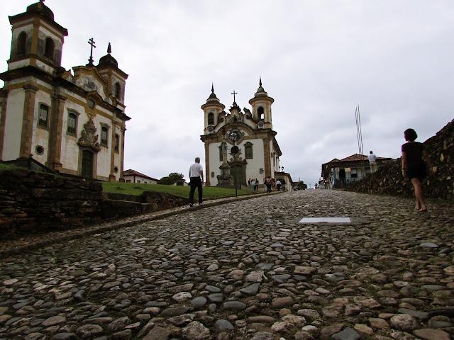Bate e Volta de Belo Horizonte a Ouro Preto e Mariana - MG