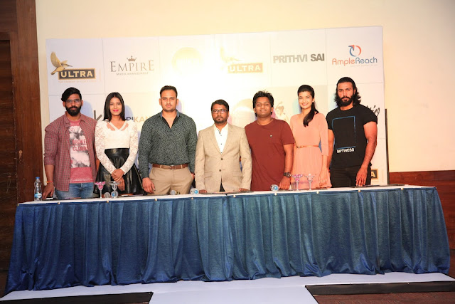 SARVA Fashion Show by Srikanth, Pre show held at Begumpet