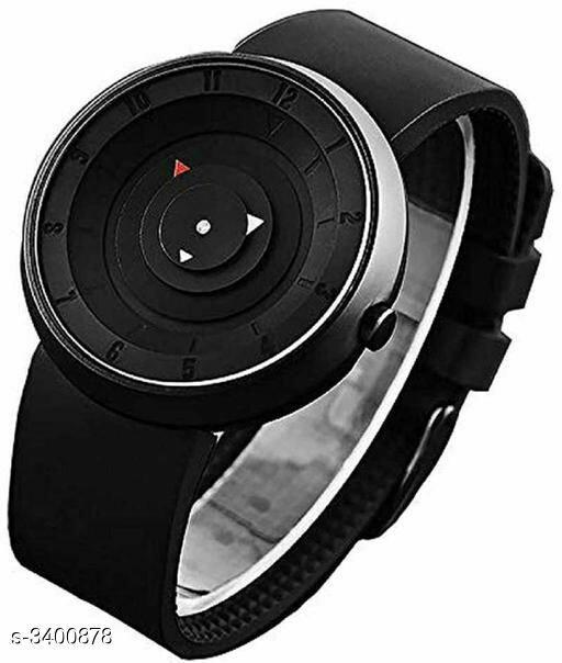 Elegant Analog Unisex Watch