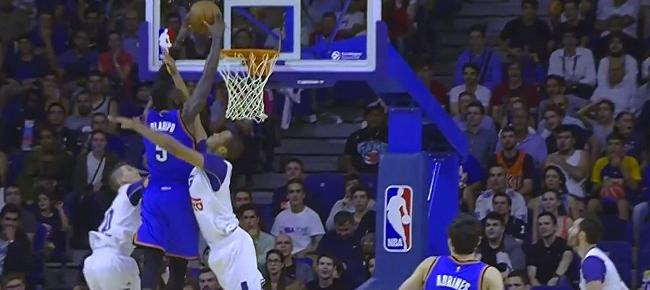 NBA Top 10 Plays: October 3rd (VIDEO)