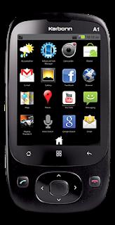 Karbonn, mobile, A1