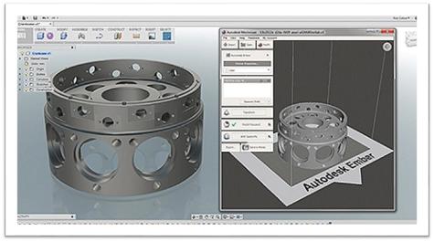 Fusion 360 3D printing software