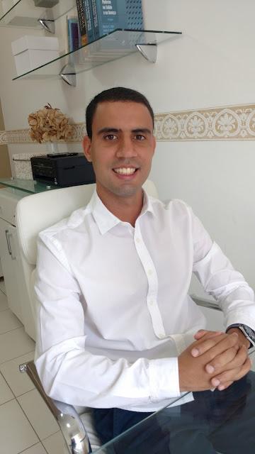 Dr Thomas Araujo é nutricionista da Rede Alpha Fitness (Foto: Divulgação)