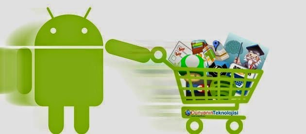 Android Market İndir, Android market 3