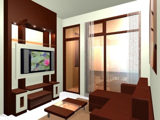 Contoh Dekorasi Hiasan Dinding Ruang Tamu