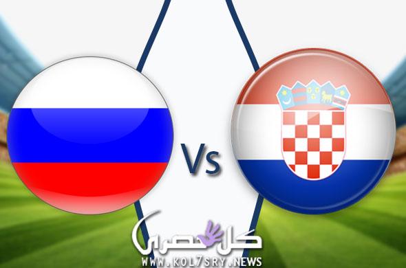 كرواتيا تتأهل لنصف نهائى مونديال روسيا 2018 بفوزها على اصحاب الارض بركلات الترجيح