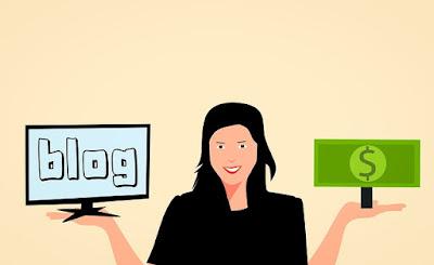 Monetisasi blog, menghasilkan uang dari blog
