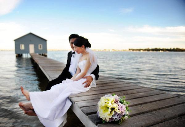 Foto Prewedding Outdoor Unik Lihat 7 Foto Prewed Di: Gambar-gambar Foto Prewedding Paling Romantis Dan Indah