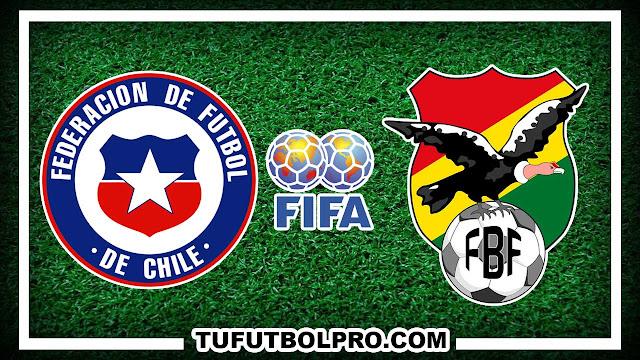 Ver Chile vs Bolivia EN VIVO Por Internet Hoy 6 de Septiembre 2016