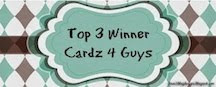 Cards 4 Guys Challenge #44