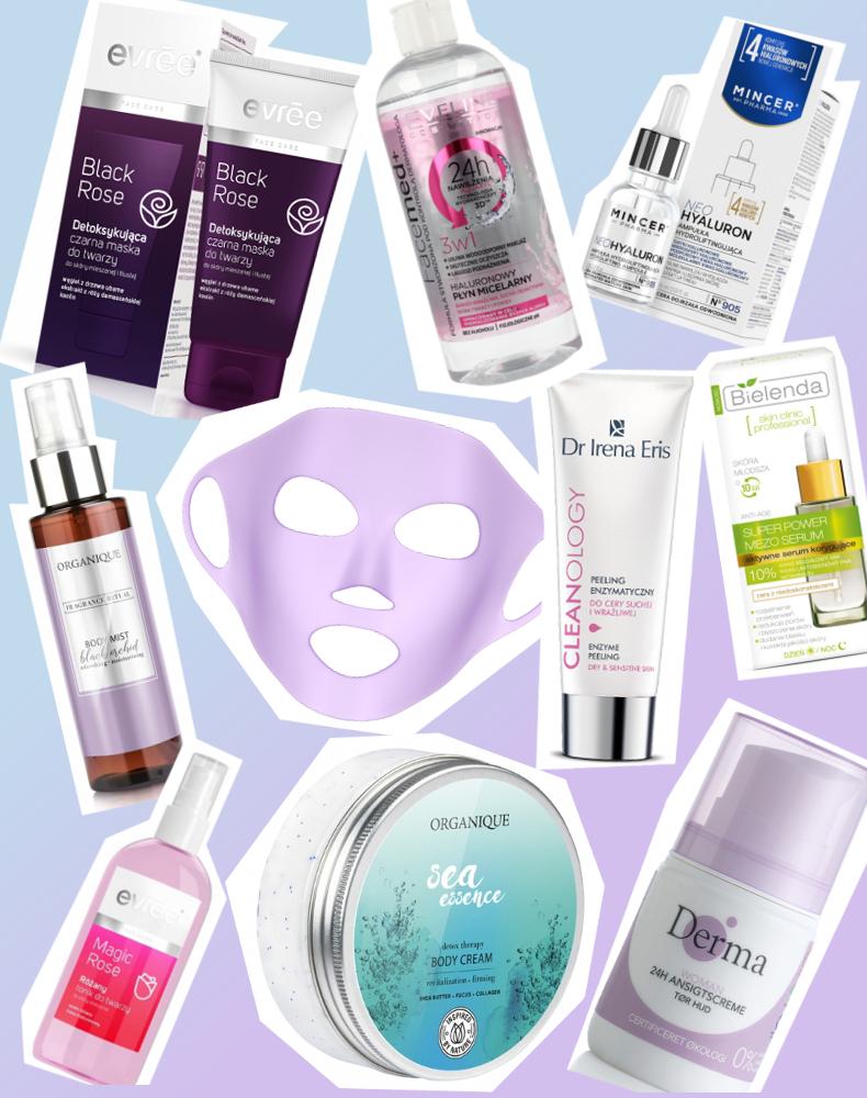Kosmetyczni ulubieńcy 2017 roku