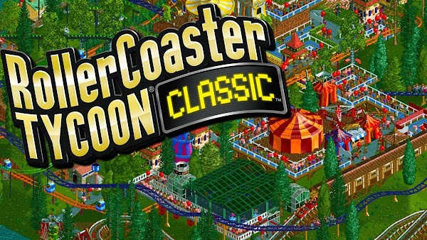 RollerCoaster Tycoon® Classic v1.0.0.1903060 (Mod MOney/Unlock) [Paid] APK