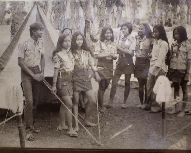 sejarah gerakan pramuka di indonesia