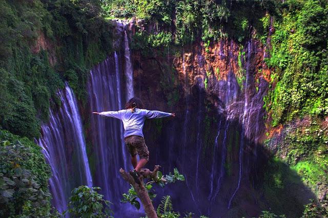 Air Terjun Tumpak Sewu, Lumajang.