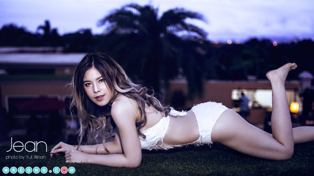 Image Thai-Model-No.350-Manlada-Jeaniiz-Vonchotiwat-MrCong.com-004 in post Thai Model No.350: Người mẫu Manlada Jeaniiz Vonchotiwat (56 ảnh)