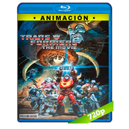 Transformers: La película (1986) BRRip 720p Audio Dual Latino-Ingles