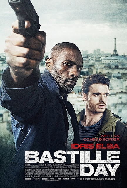 Bastille Day (2016) Movie - Sinopsis