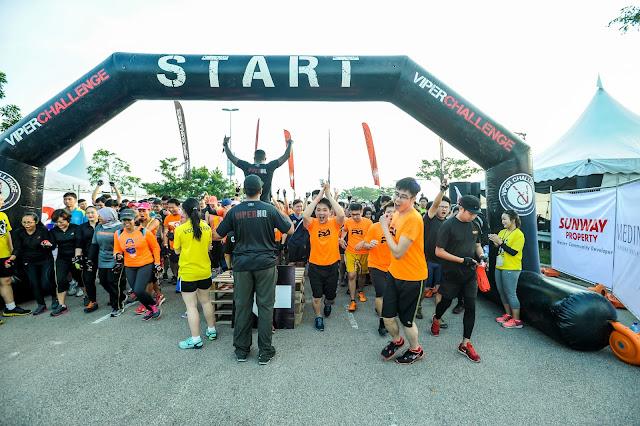 Johor Viper Challenge (30 April 2017)