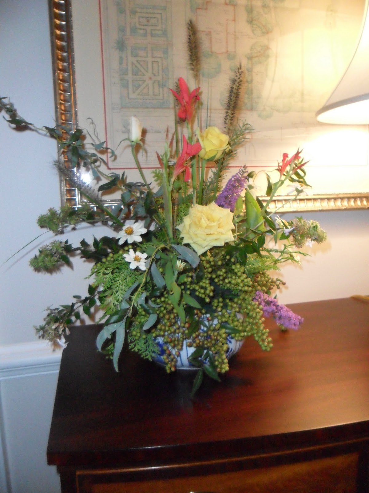 Betsy Valentine Designs Presents Flowers Quot An Evening At
