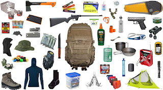 Bolsa de Supervivencia Prepper - bug out bag