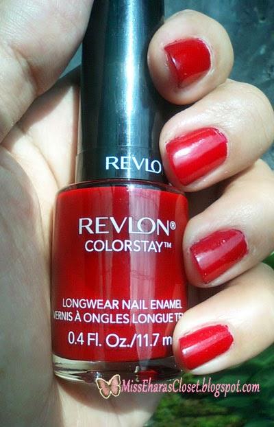 Revlon Colorstay Velvet Rope