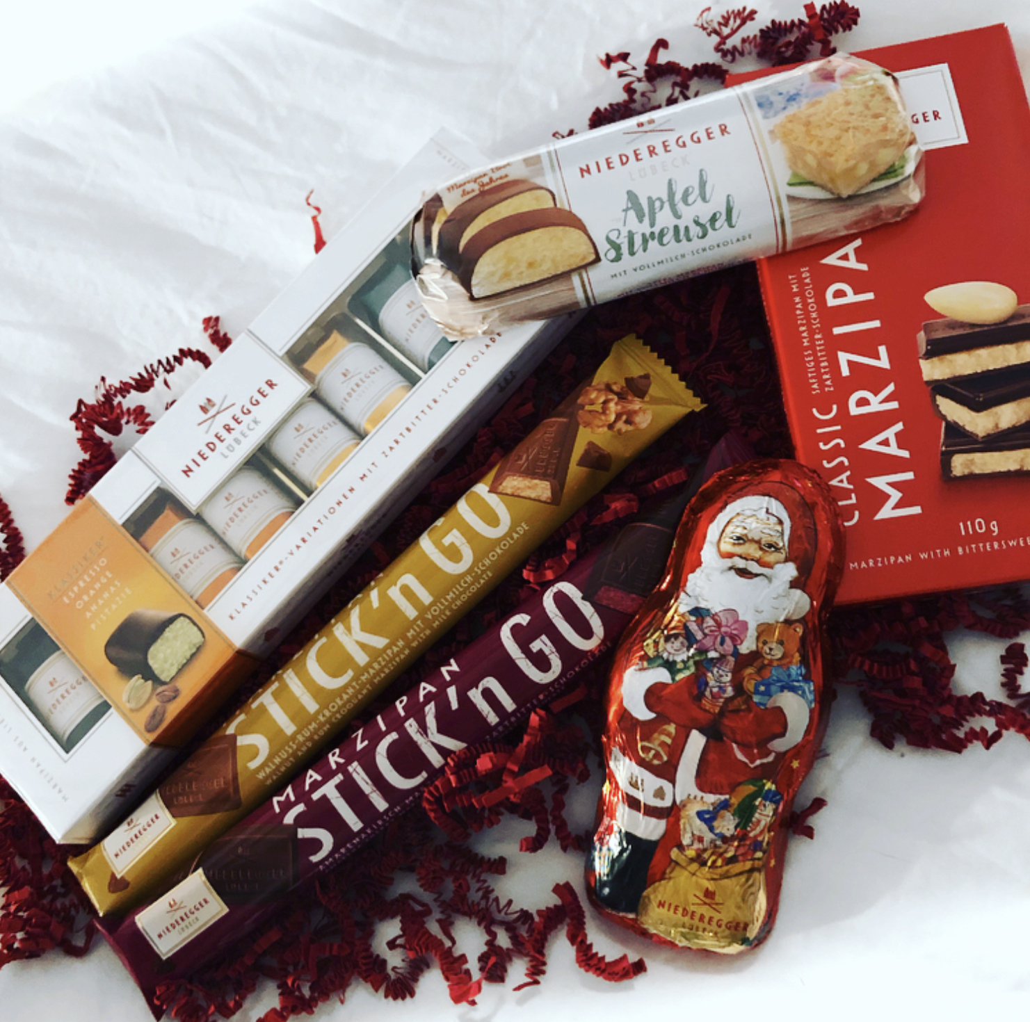 Niederegger Marzipan - The perfect Christmas Gift