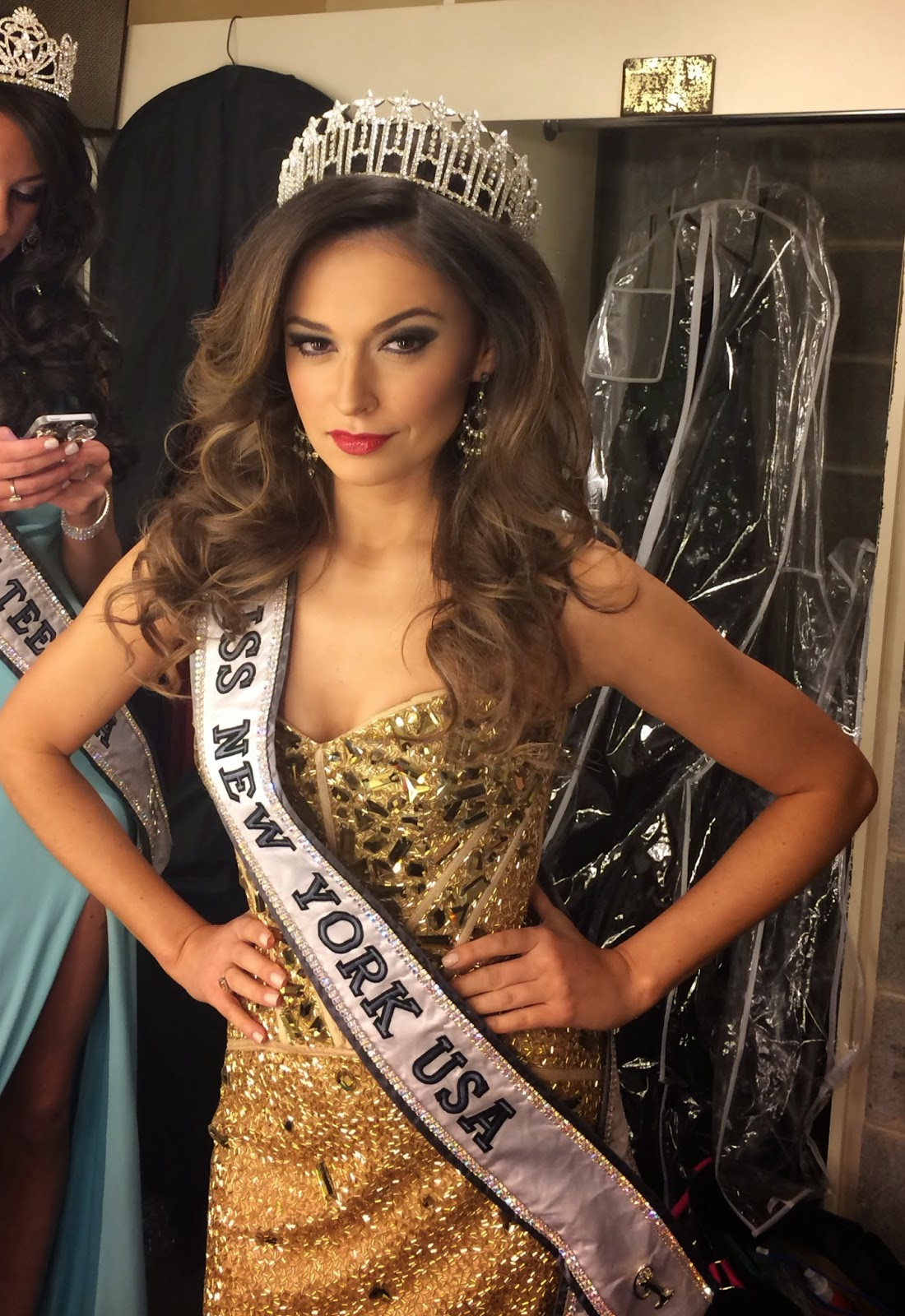 Pageant Make-up Tips from Amanda Thesen