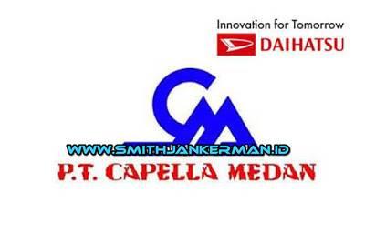 Lowongan PT. Capella Medan Pekanbaru Maret 2018