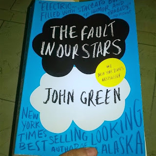 book review the fault in our stars