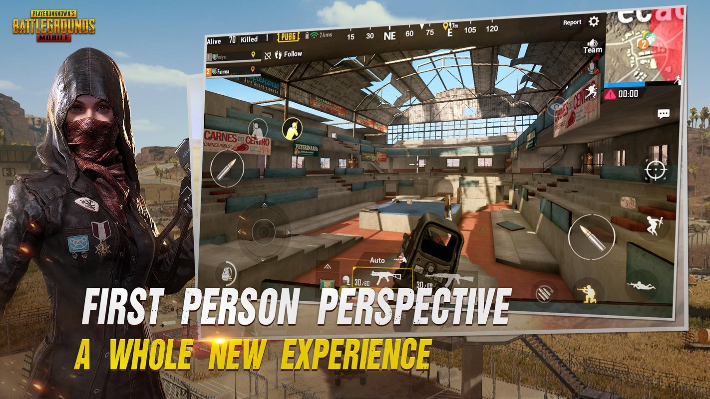 pubg free download for android