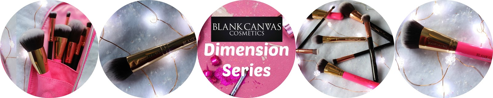 Blank Canvas Cosmetics Dimension Series