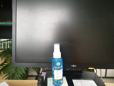 brume aqua aeria sanoflore