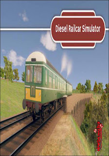 Diesel Railcar Simulator Free Download