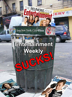 Entertainment Weekly Sucks