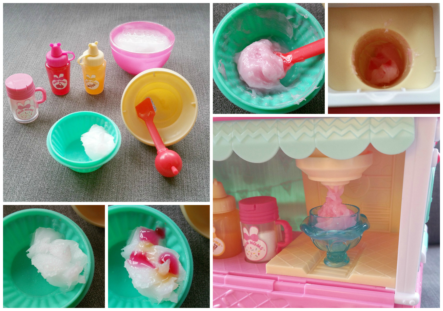 Num Noms Lip Gloss Truck, Lip Gloss making for children, Num Noms Play Set