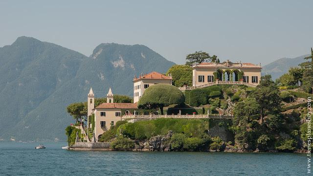 Lago di Como Villa Balbianello viaje