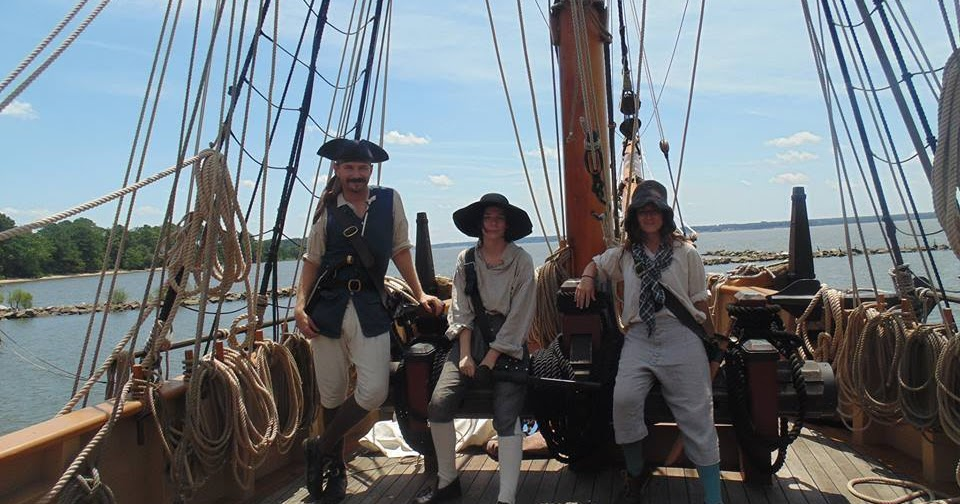 A Woodsrunner's Diary: Pirates Wanted
